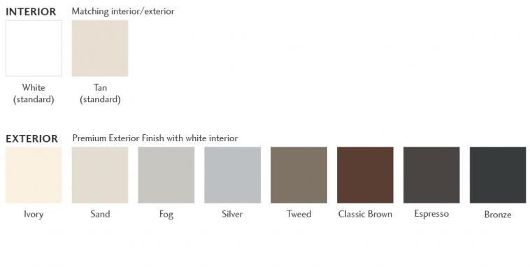 Color Chip Vinyl