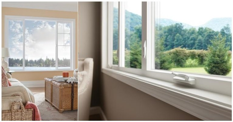 Elegant Style Line Series Window