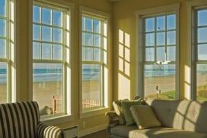 Living Room by Cougar Windows & Doors