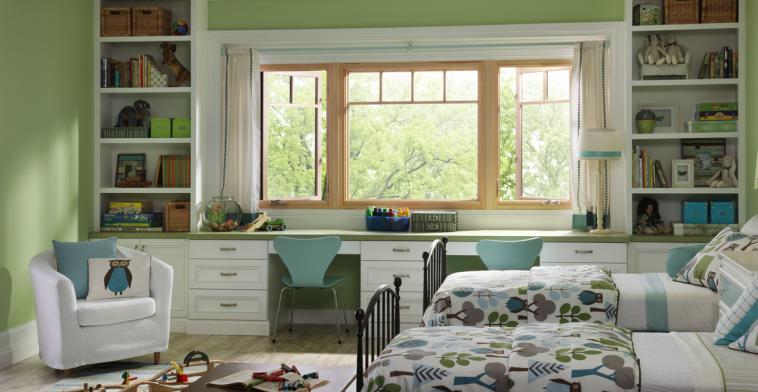 Milgard Essence Series Wood Window