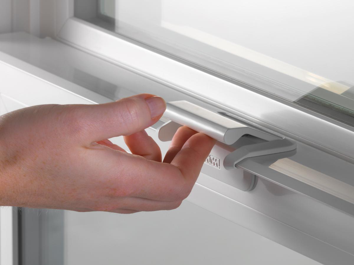 Milgard Smart Touch Locks | Cougar Windows & Doors | Mesa, AZ