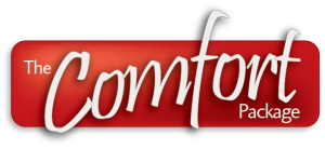 The Comfort Package Logo