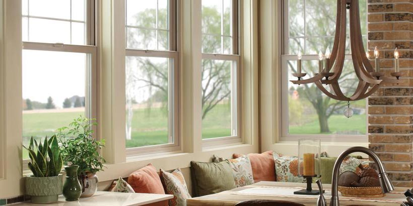 Tuscany Single Hung Window Design