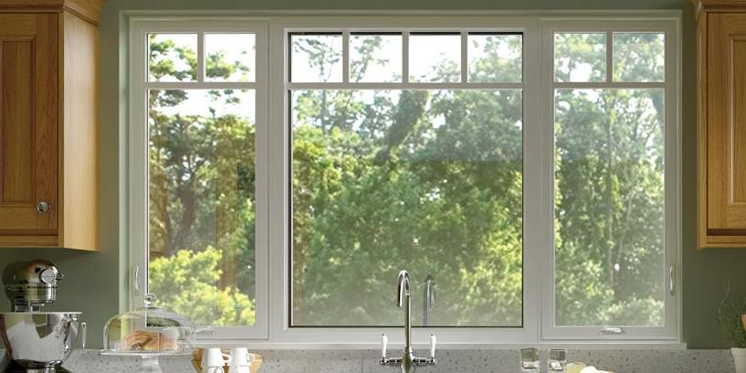 Woodclad Casement Window