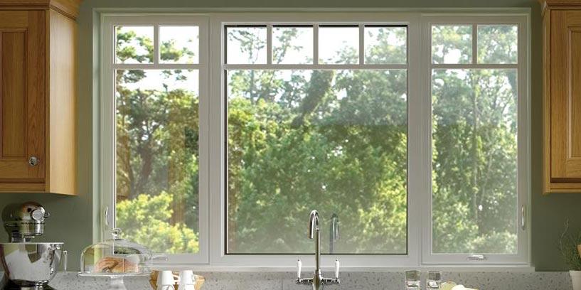 Woodclad Casement Window